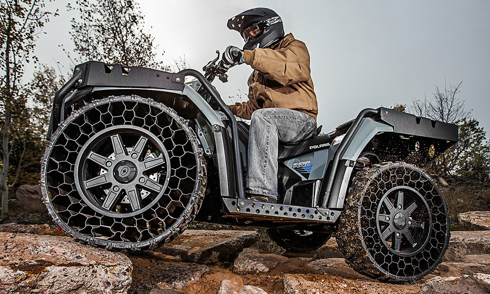 Квадроцикл Polaris Sportsman WV850 H.O.